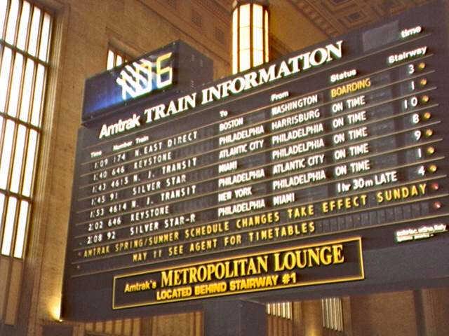 30th Street Station Philadelphia Amtrak