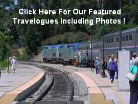 Previously Featured Rail Travelogues